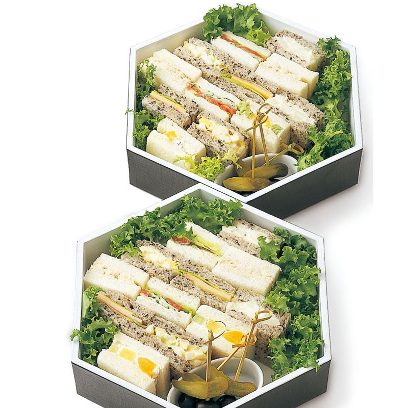 (ケータリング)プチ・サンドイッチ