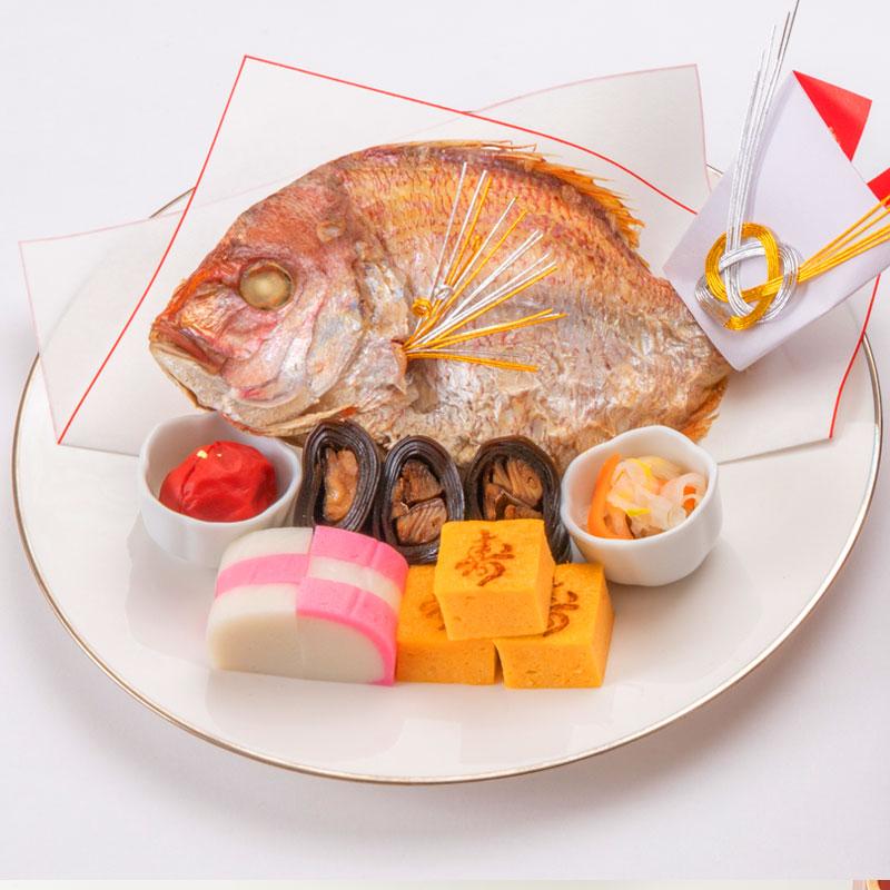 (仕出し懐石弁当)お食い初め膳/おくいぞめぜん【東京近郊へのお届けは盛り付けた状態でお届け承ります】