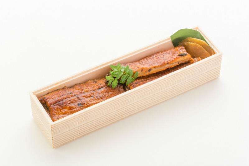 (仕出し弁当)文箱BOX(うな丼&ローストビーフ丼)【夏限定】