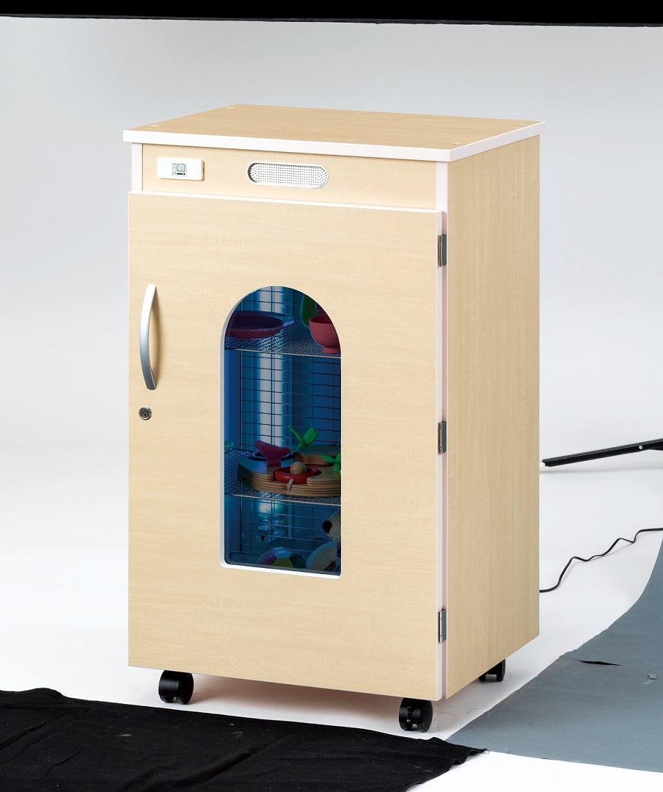 Vクリーン 紫外線殺菌庫(3段)