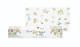 KIDSセーフプラスタッチ抗菌テープ3本セット(透明ロールタイプ)
