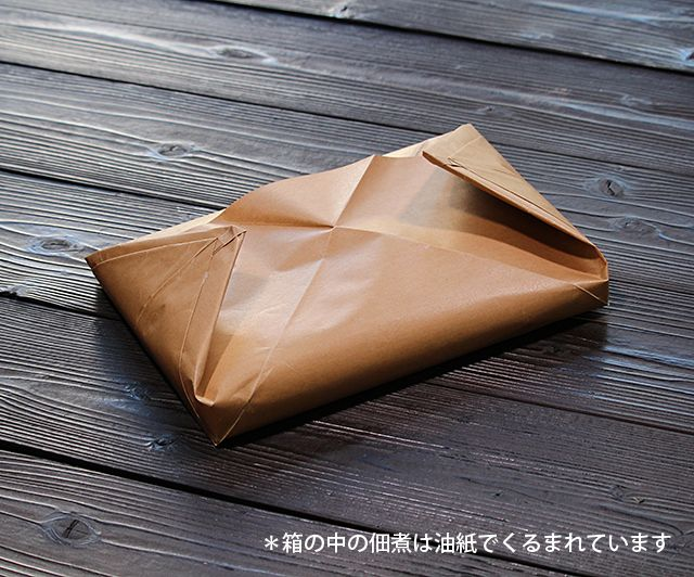 【化粧箱 6月〜8月限定】5色詰合せ 夏セット