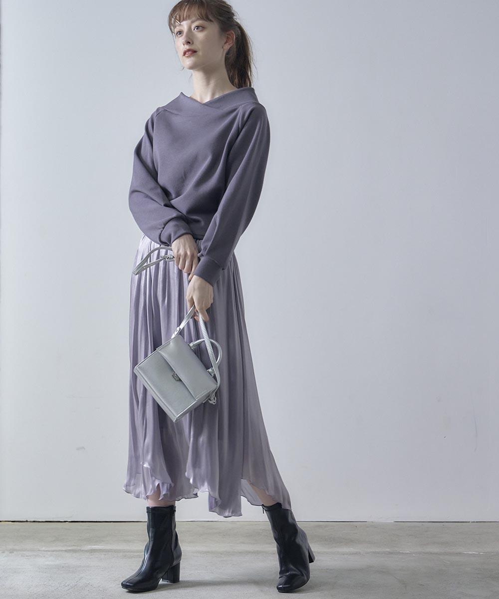 シアーラメヨーリューイレヘムスカート