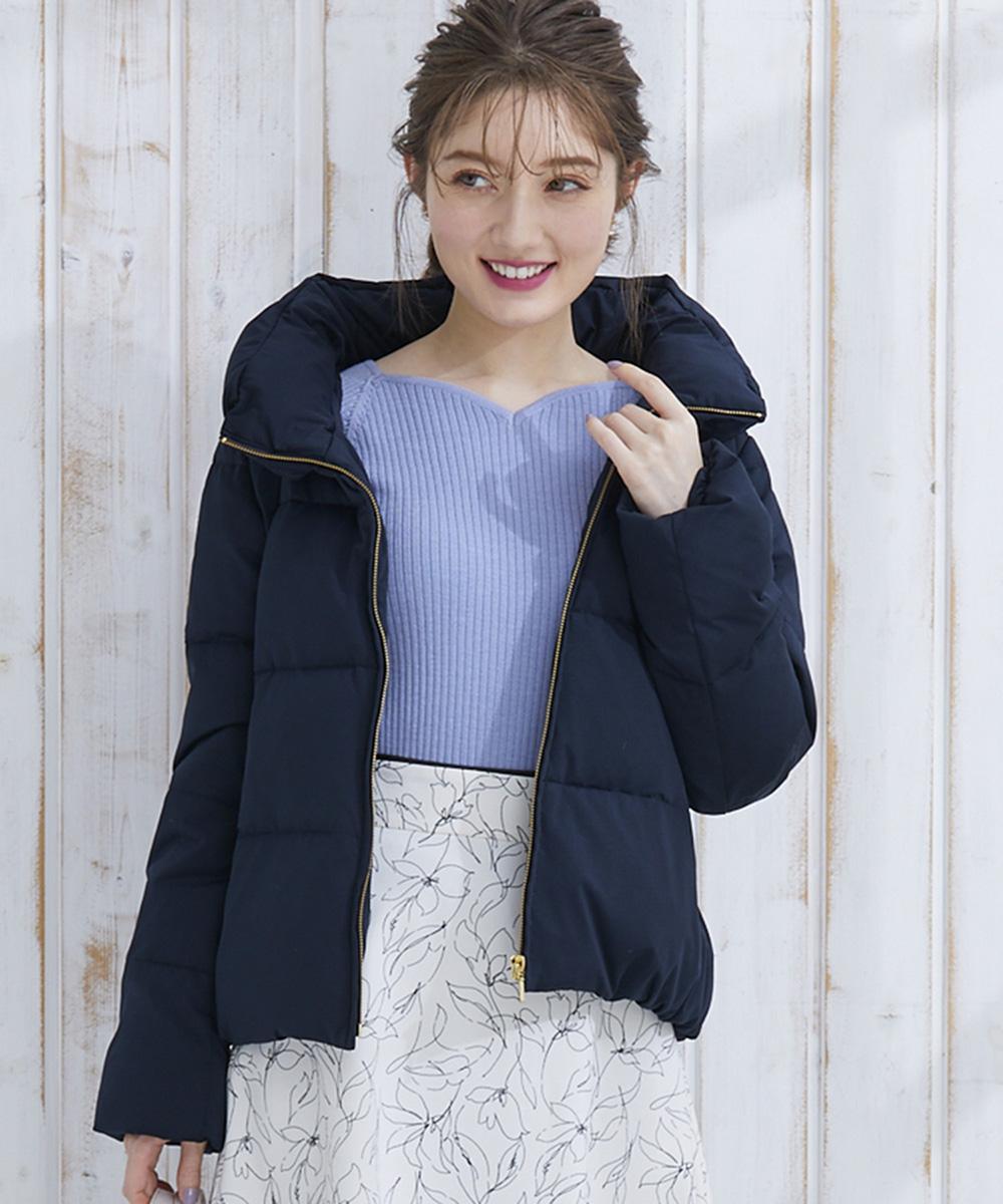 【先行予約】カチオンストレッチショートダウンコート