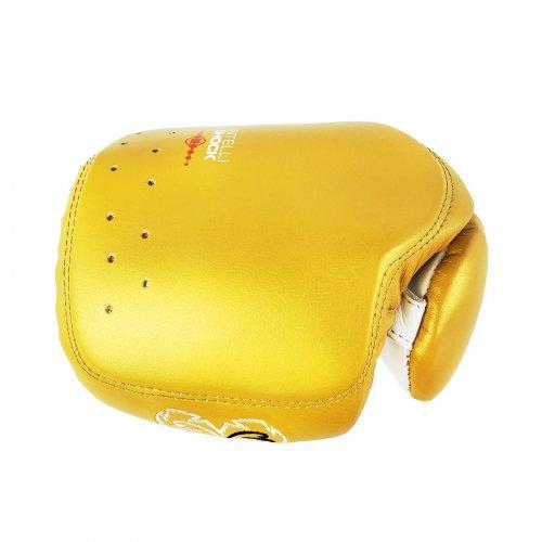 RIVAL RFX-Guerrero Intelli-Shock Bag Gloves-Undisputed Edition 白/金8oz