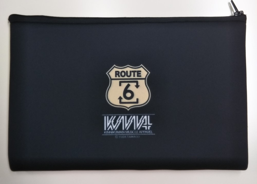 KMA ネオプレン ポーチ [ROUTE 6]