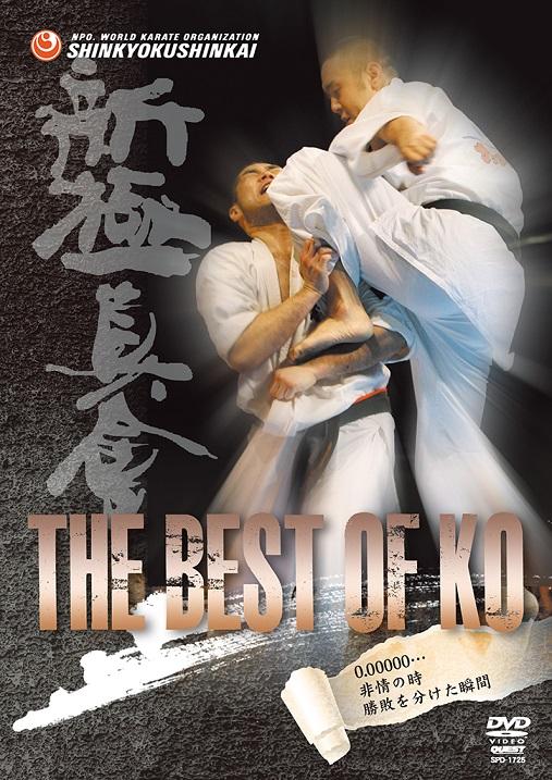 【DVD】新極真会 THE BEST OF KO