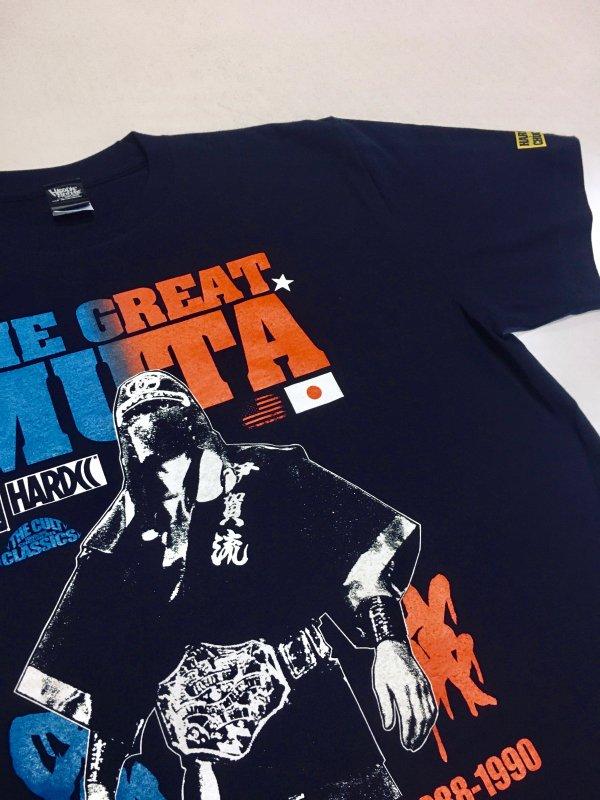 ザ・グレート・ムタ/忍者頭巾(IGA・ネイビー)