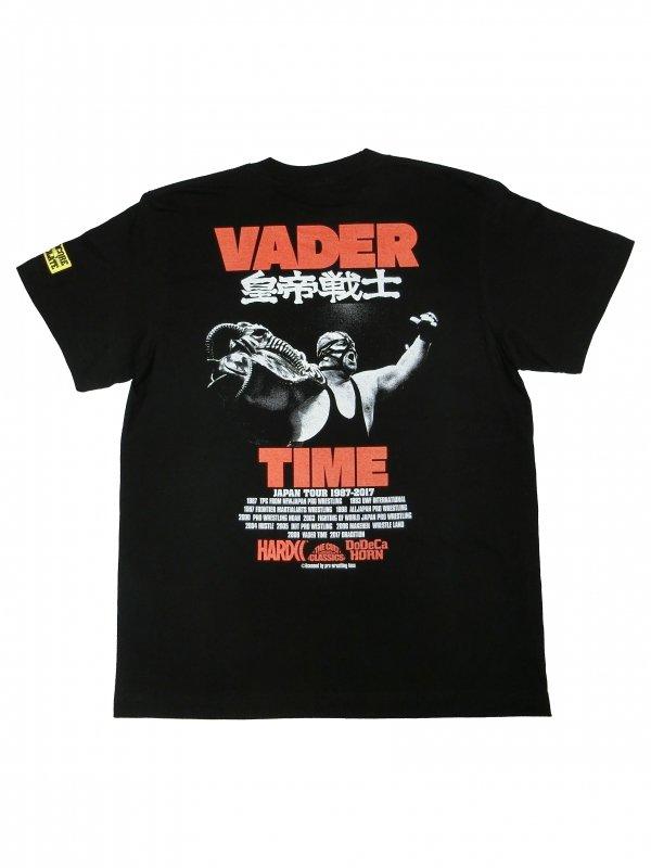 ビッグバン・ベイダー/VADER TIME(皇帝レッド)Tee
