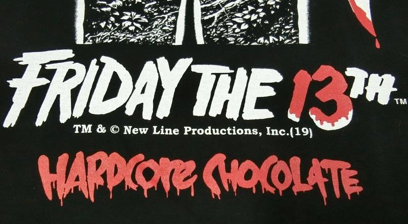 13日の金曜日 Tee (FRIDAYブラック)