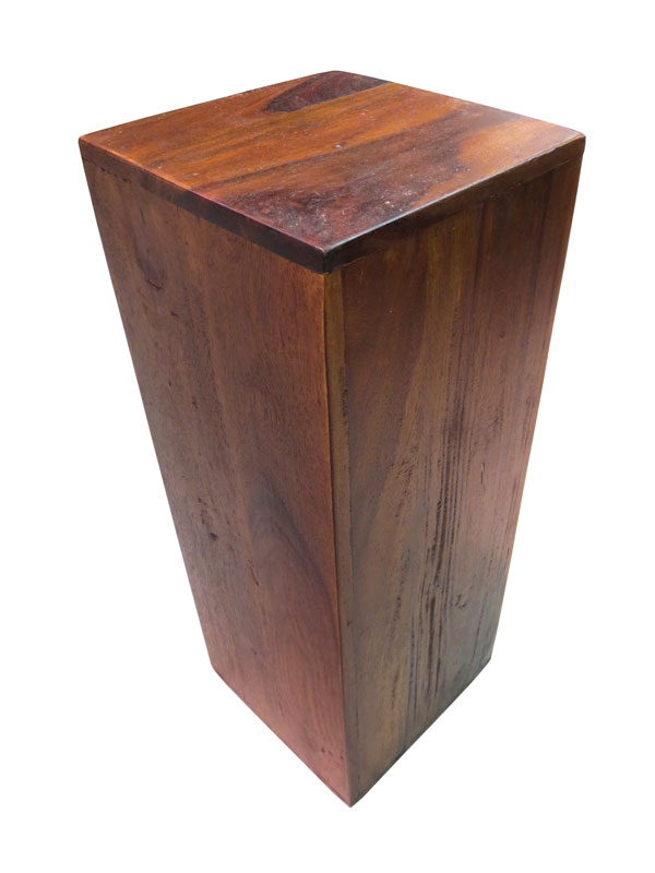 木製シンプルCDラック(ハーフ) IAPF-131