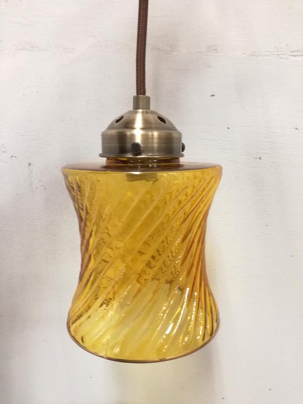 ガラスシェード(3カラー) M15-1637