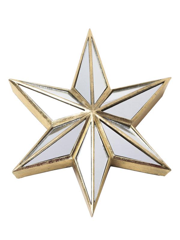 ウォールデコレーション(星) M45-1034