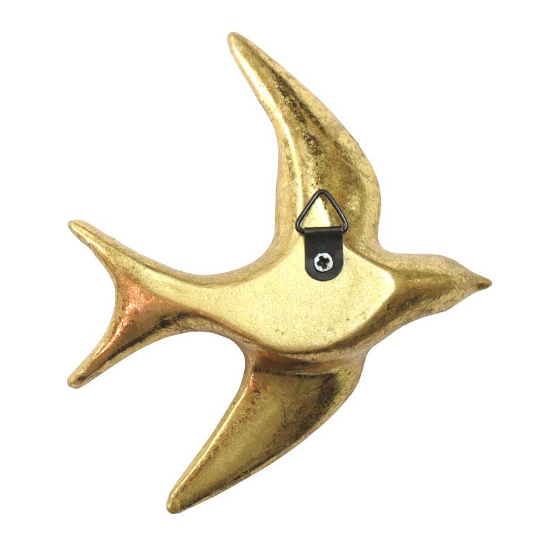 ウォールデコレーション(ゴールド・バードS) M45-1035S
