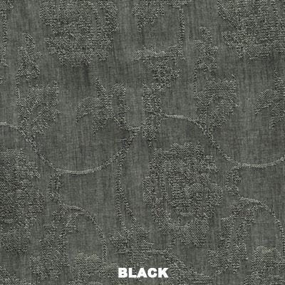 アイビーフラワージャガード・コクーンワンピース(2カラー) 21W474