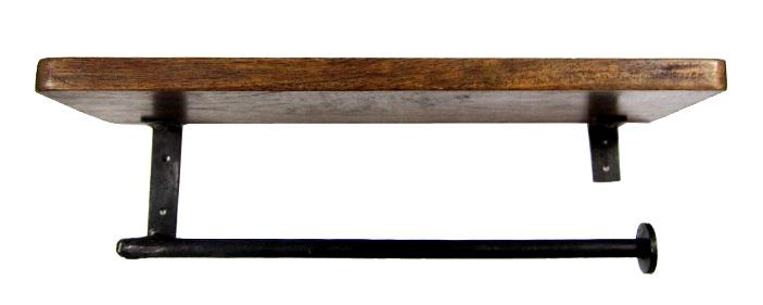 ウッドボード付ハンガー(ラージ) IAPH-036L