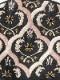ビーズ刺繍ポーチ(3カラー) M42-1804