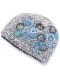 サークル刺繍ニットキャップ(2カラー) F21W002