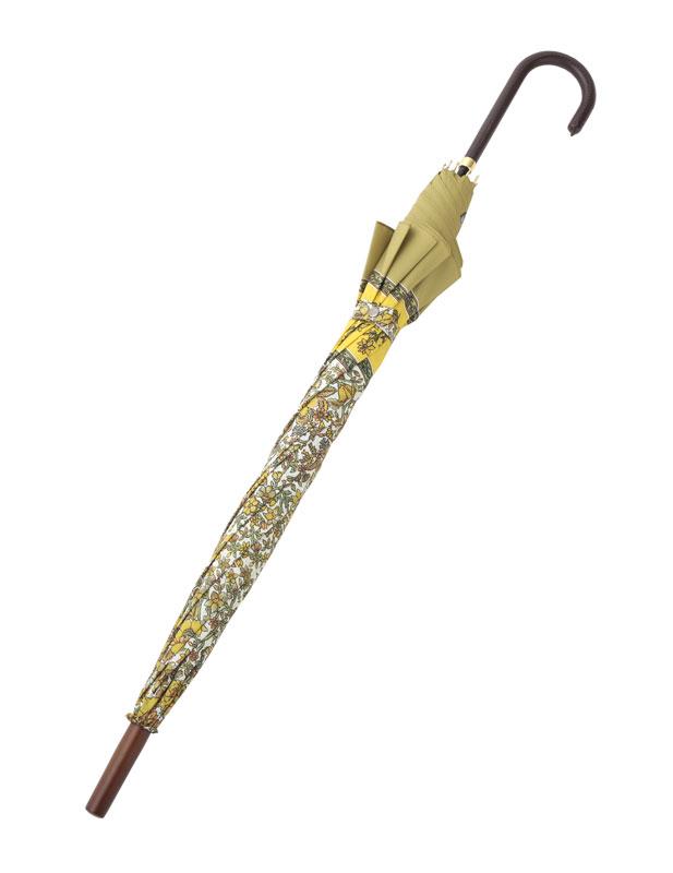 インド更紗パターン傘 (3カラー) M69-1235