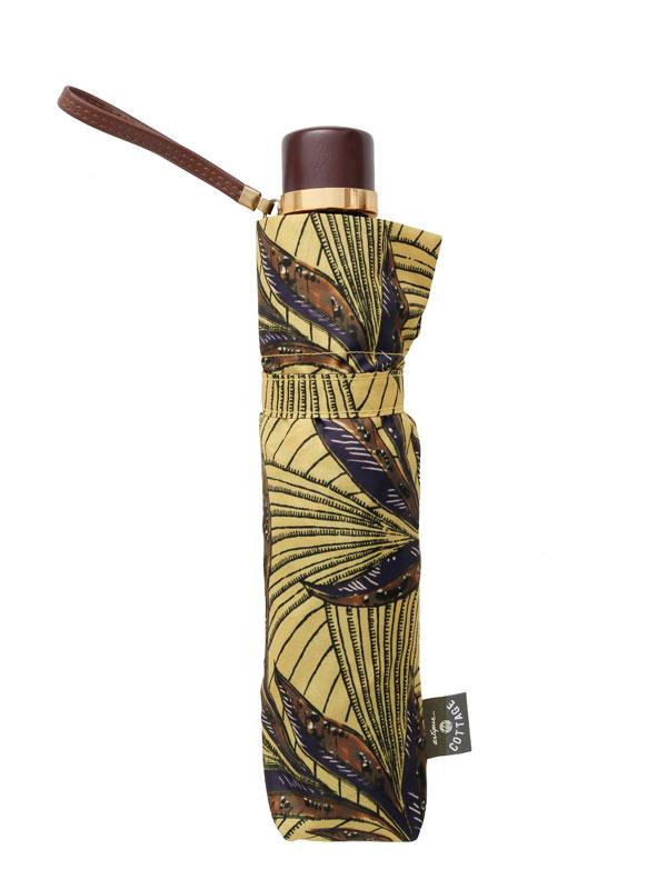 アフリカンプリント折り畳み傘・UVカット(7カラー) M69-1147
