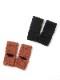 フラワー刺繍レッグウォーマー (2カラー) F21W008