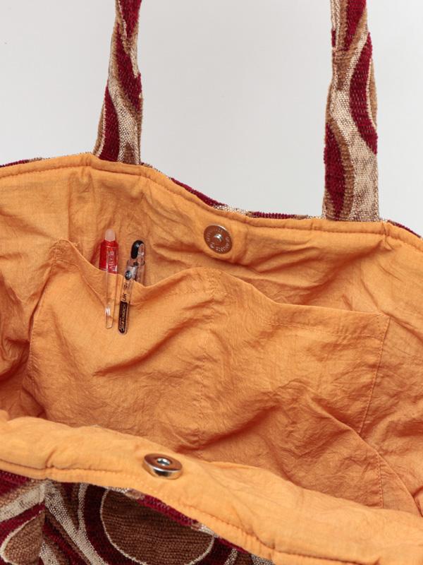 ジャガードバッグ (3カラー) H21W006