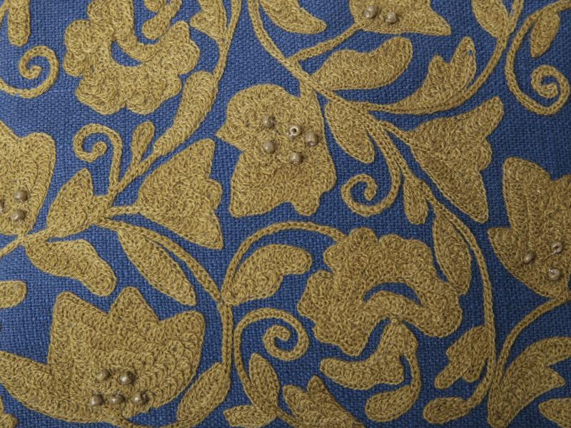 刺繍ポーチS (3カラー) M26-1455