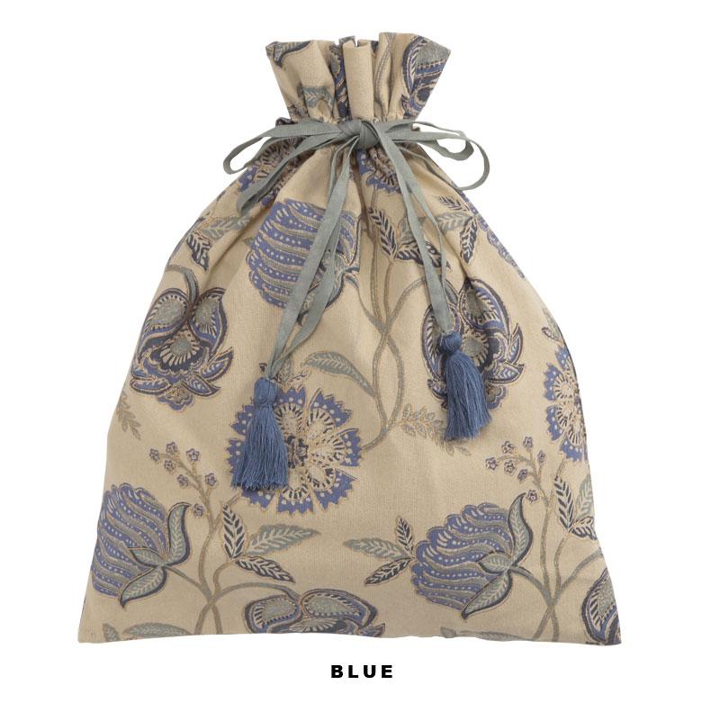 ハンドプリント巾着 (2カラー) M27-1478