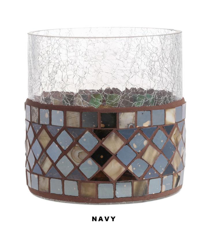 モザイクガラスベース(3カラー) RB08-1