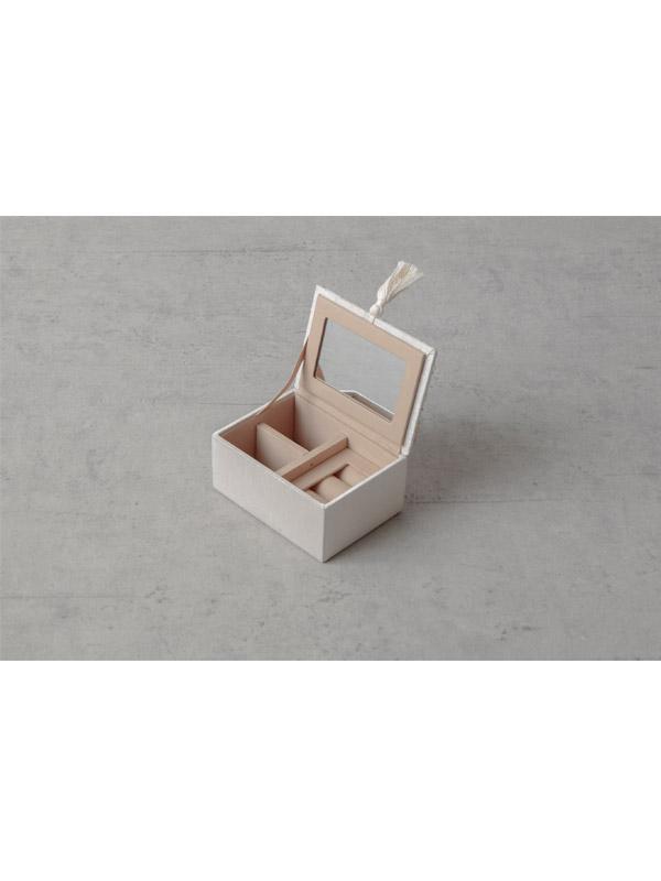 ビーズ刺繍ボックス(2カラー) M42-1764