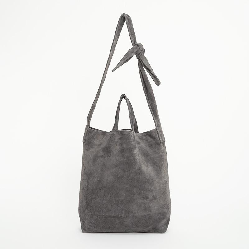 洗える革の2WAYショルダーバッグ  グレー  / T20015 Gray