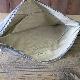 [旧ブランド leatheria 限定品] 洗える革のクラッチポーチ Mサイズ グレイ / L1652 Gray