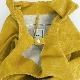 洗える革のドロップトートバッグ マスタード / T18002 Mustard