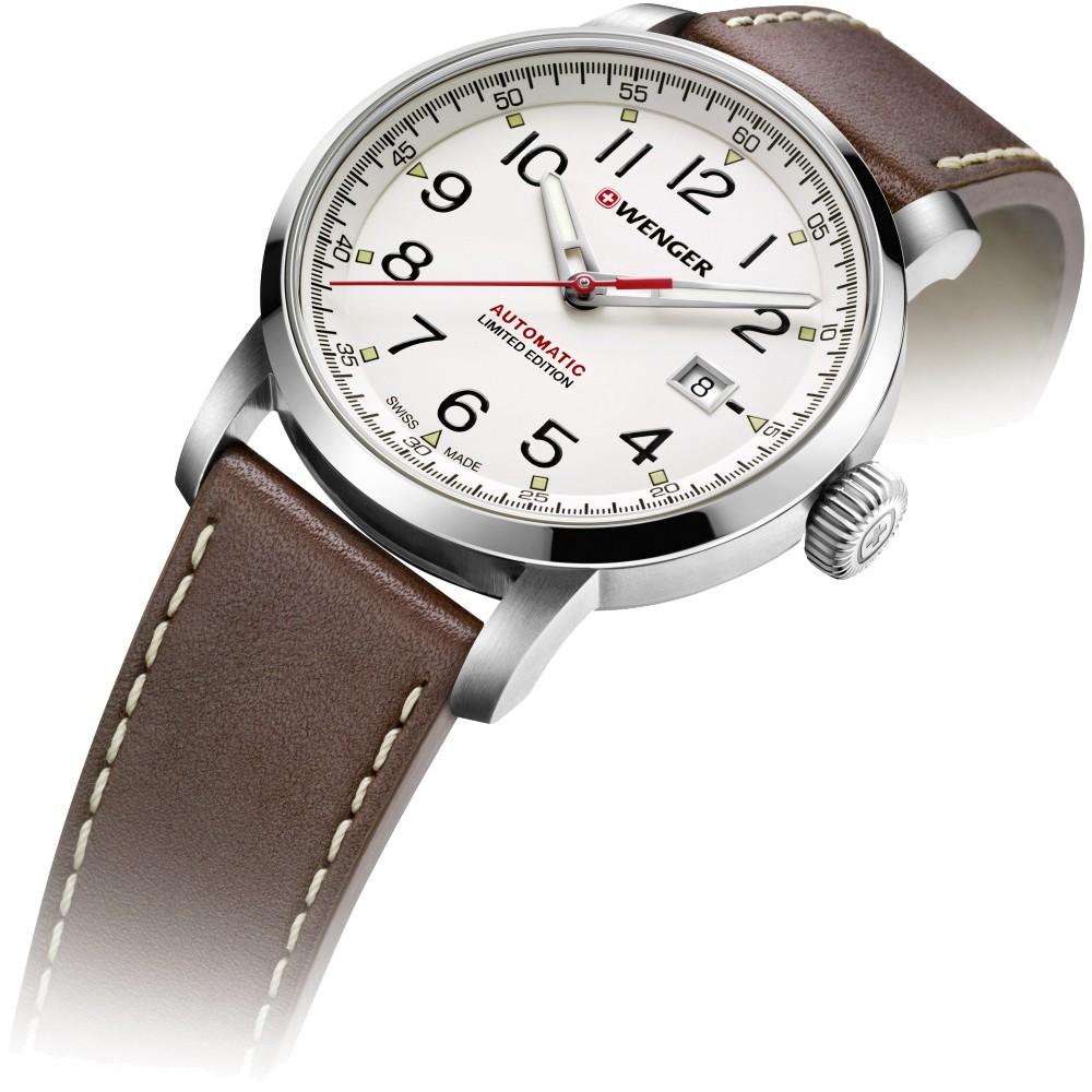 ウェンガー 125周年モデル Attitude Heritage Automatic 01.1546.101