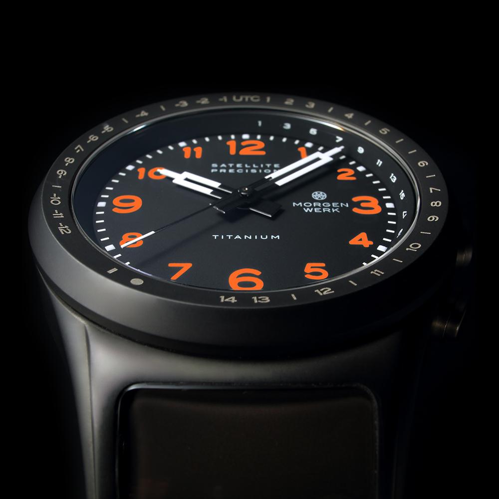 モーゲンヴェルク MW002-41 GPS衛星電波時計