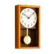 シャンブル HINOKI PENDULUM CLOCK CAFE BROWN CH-033CB