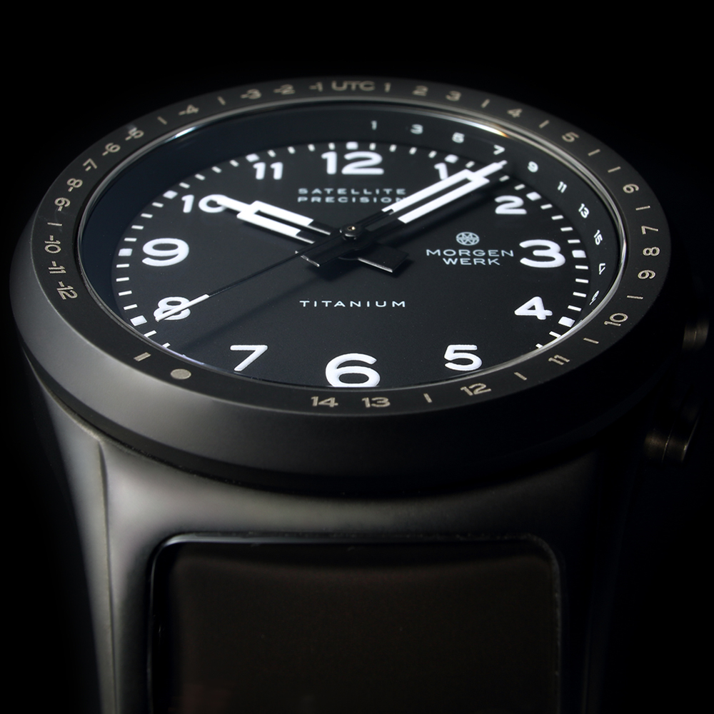 モーゲンヴェルク MW002-42 GPS衛星電波時計