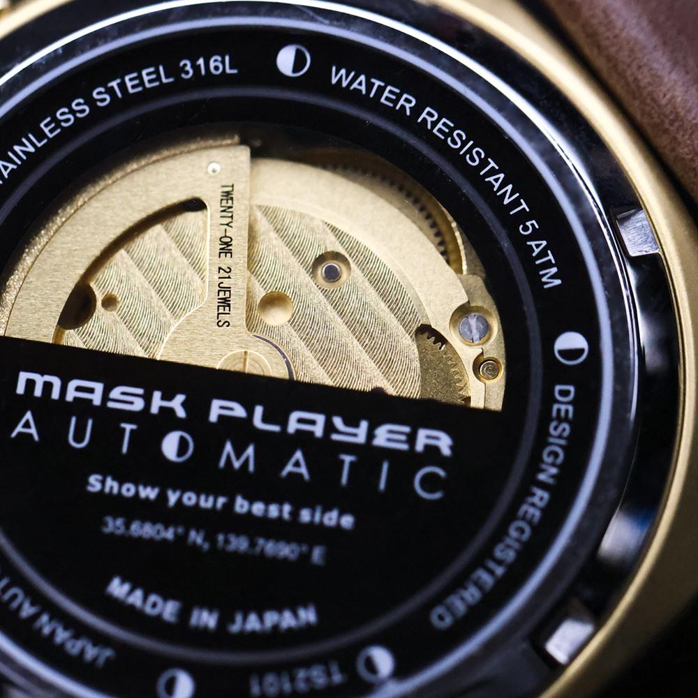 タックス MASK PLAYER AUTOMATIC TS2101C