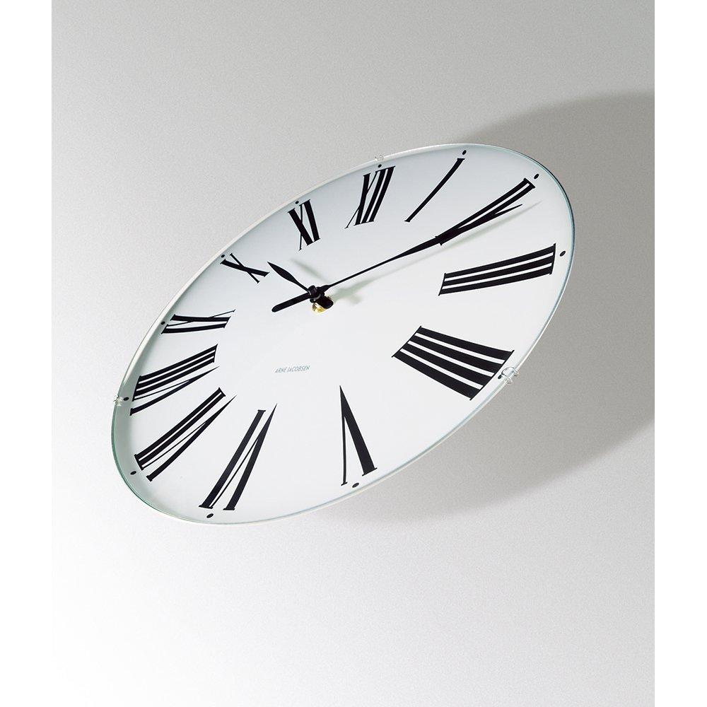 アルネ ヤコブセン Wall Clock Roman 290mm
