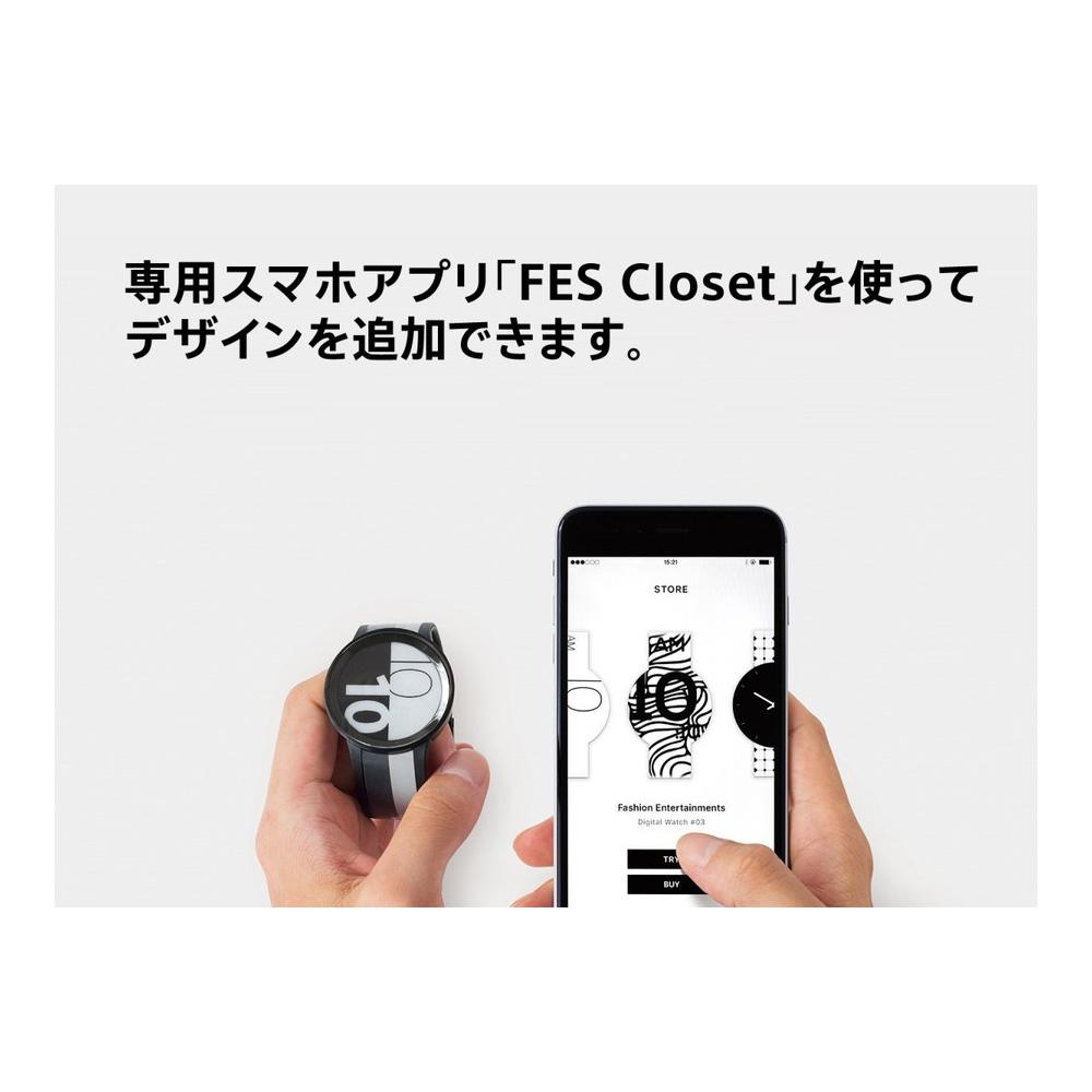 FES-WA1/W FES Watch U White