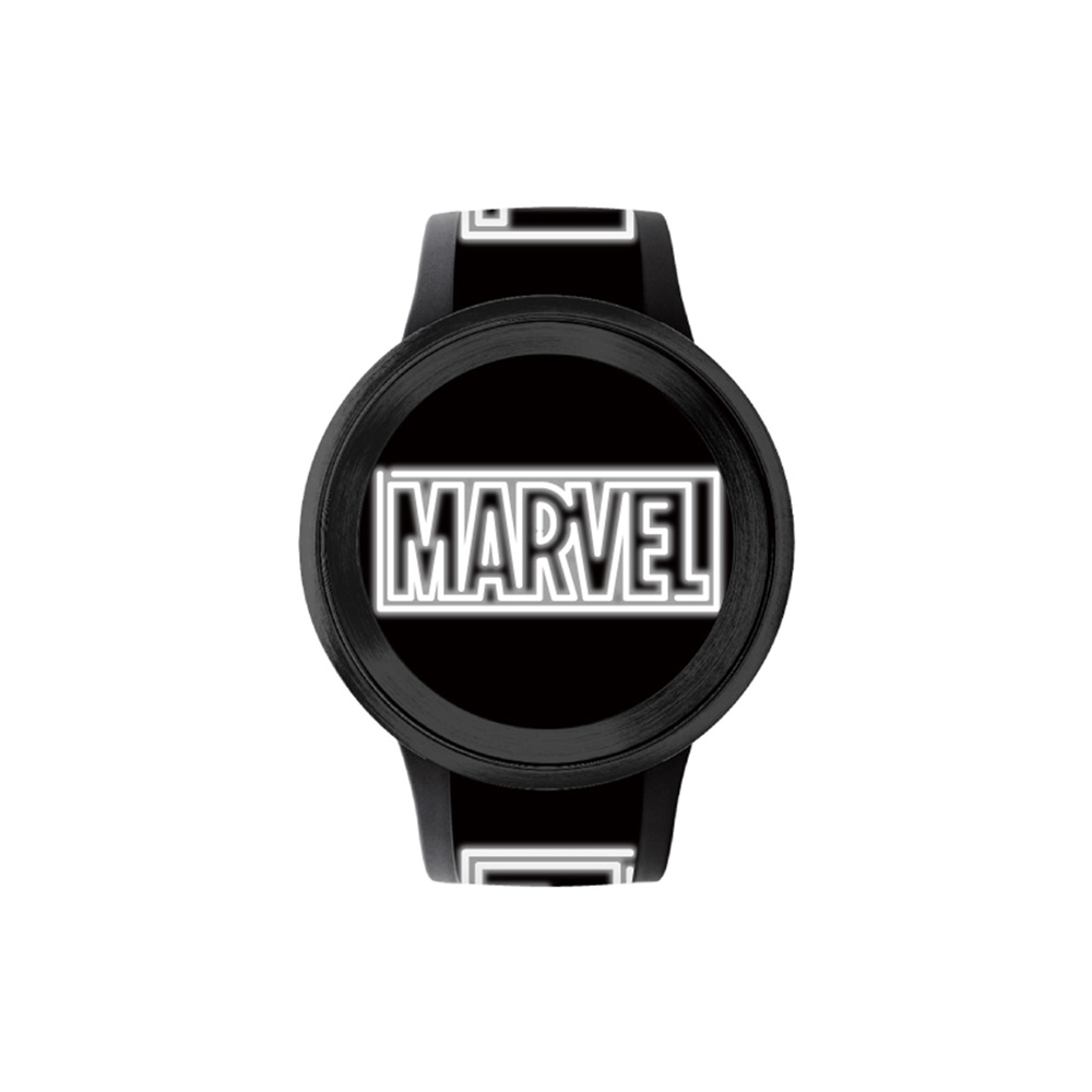MARVEL Comics 別注モデル FES-WA1-C07/B FES Watch U Premium Black
