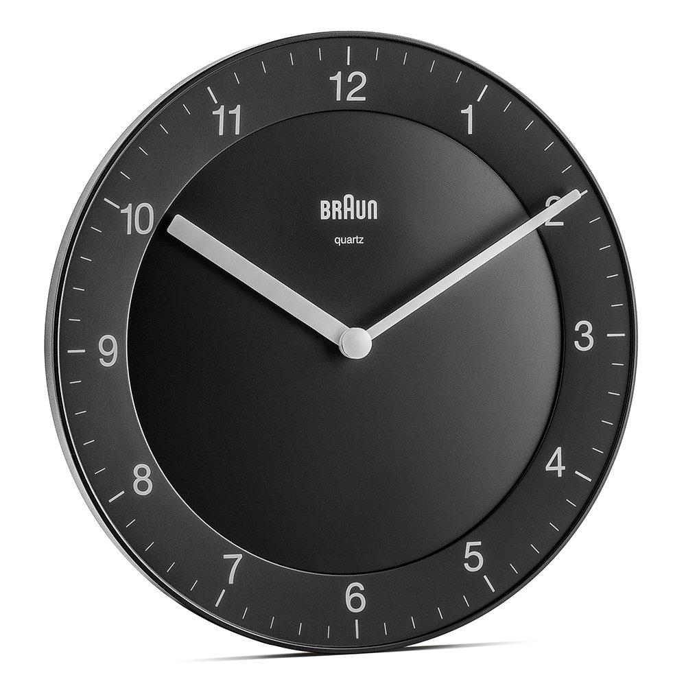 ブラウン Analog Wall Clock BC06B