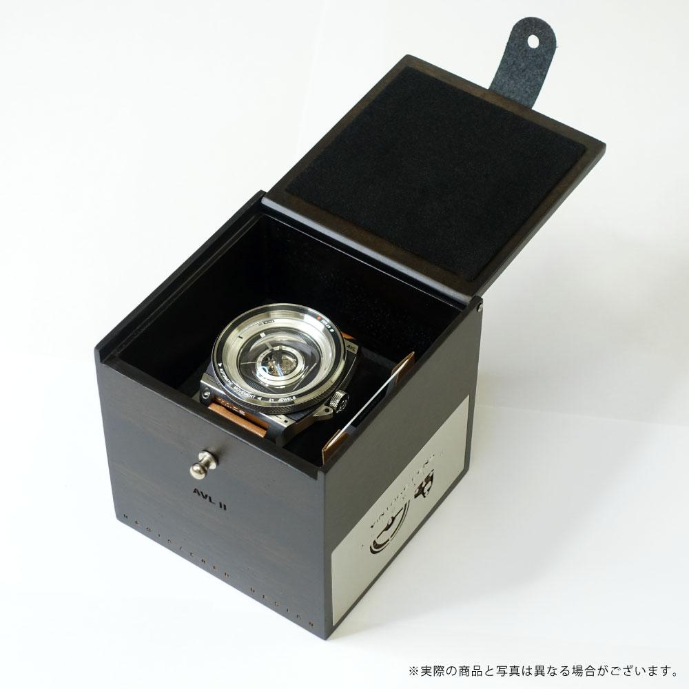 タックス VINTAGE LENS AUTOMATICII TS1803C 自動巻き機械式腕時計