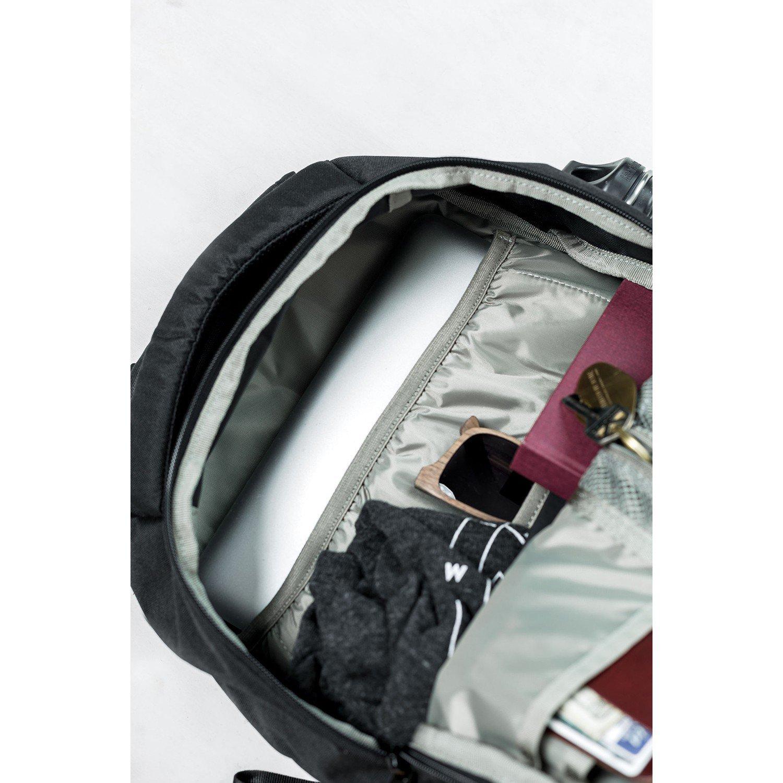 ユナイテッドバイブルー 25L Rift Pack Black