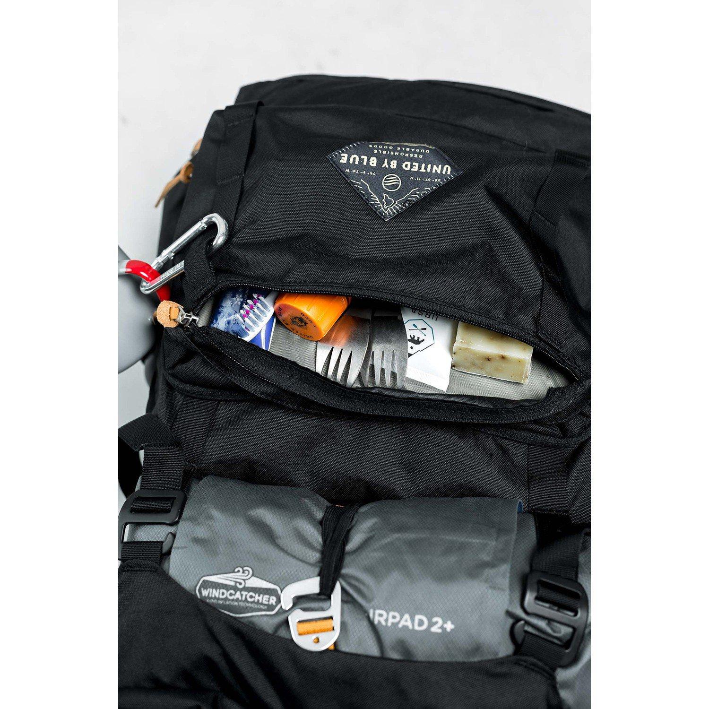ユナイテッドバイブルー 45L Range Daypack Olive