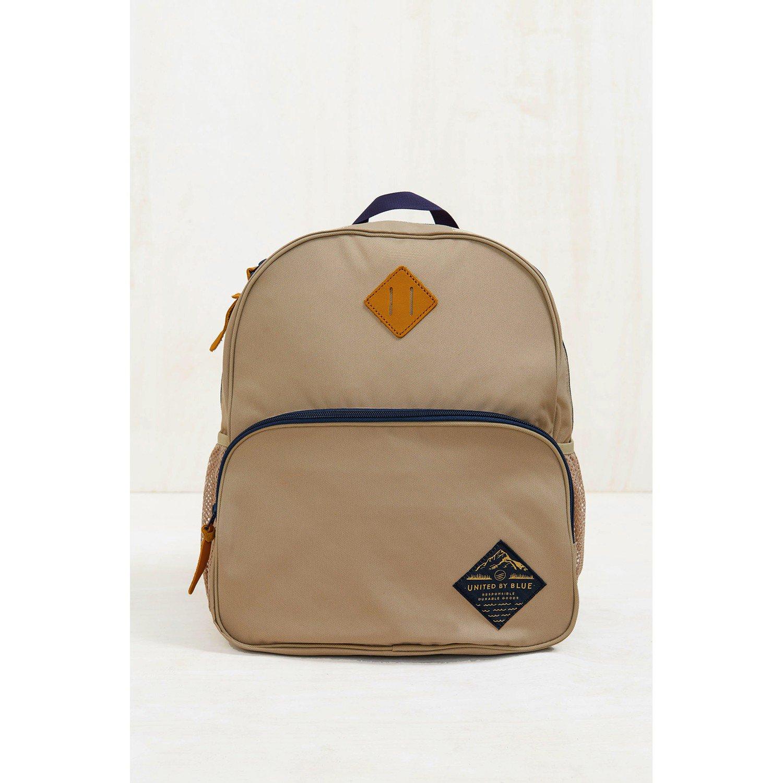 ユナイテッドバイブルー Bayle Backpack Tan