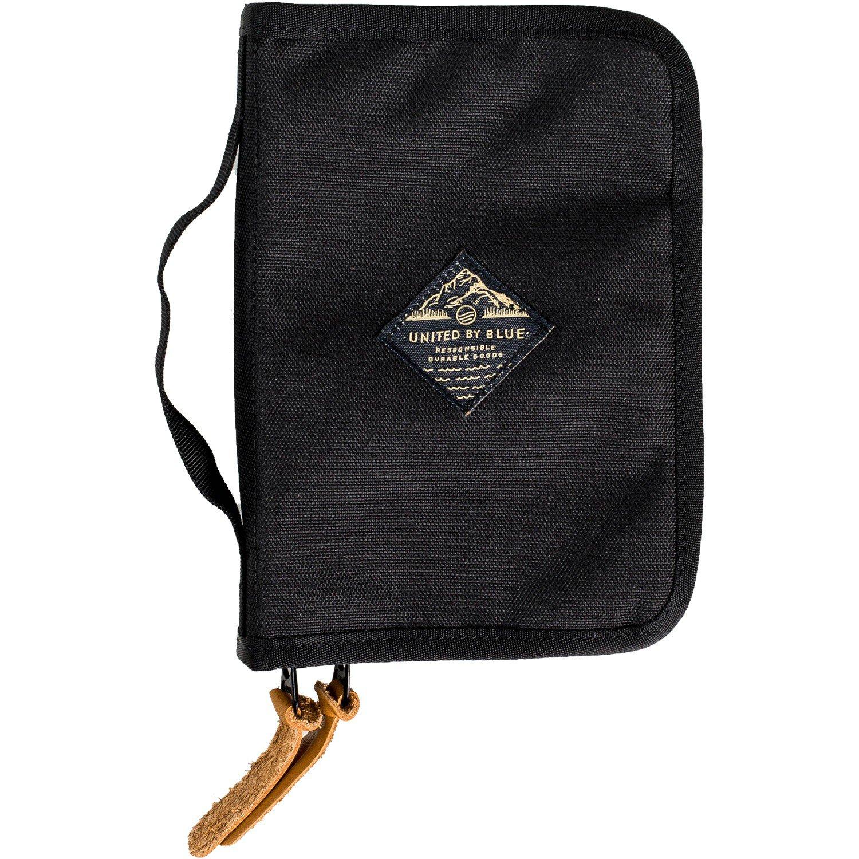 ユナイテッドバイブルー Peaks Zip Case Black