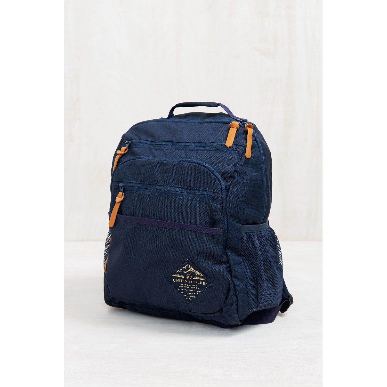ユナイテッドバイブルー Rowe Backpack Navy