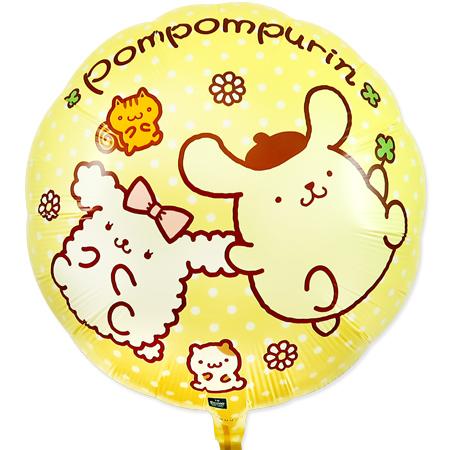 ポムポムプリン風船