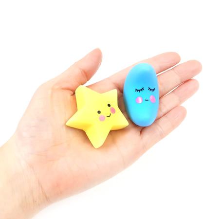 すくい ちゃぷちゃぷ 月と星